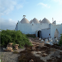 Ismail Mosque: The Domes and Shrine